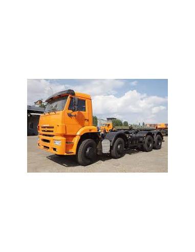Автомобильное шасси  КАМАЗ-65201-3010-49