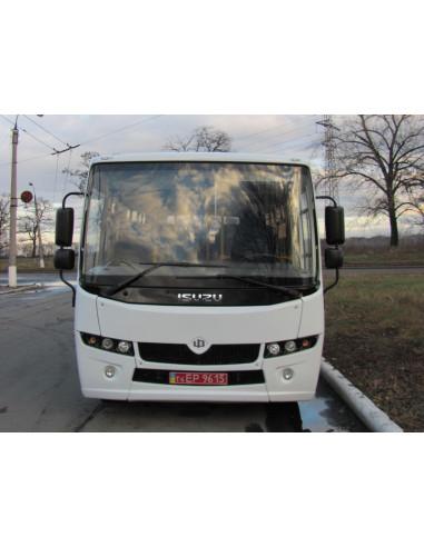 Пригородный автобус малого класса